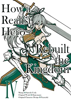 How a Realist Hero Rebuilt the Kingdom Vol. 4
