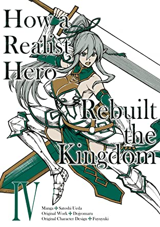 How a Realist Hero Rebuilt the Kingdom Tome 4