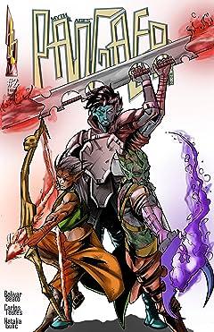Age of Genesis, Twinsblade #2