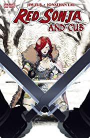 Red Sonja and Cub: Digital Exclusive Edition