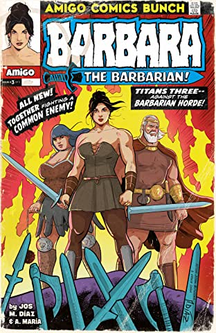 Barbara The Barbarian No.3