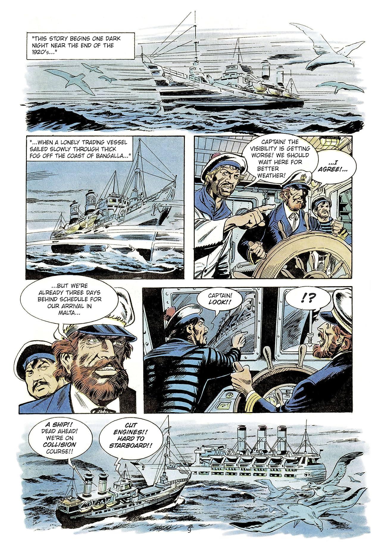 The Phantom Trade Paperback #3