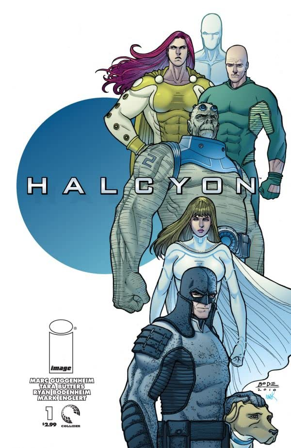 Halcyon #1 (of 5)