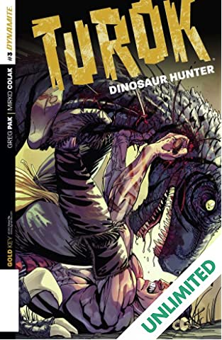 Turok: Dinosaur Hunter #3: Digital Exclusive Edition