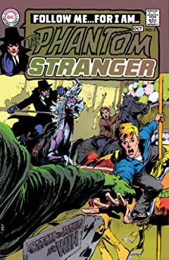 The Phantom Stranger (1969-1976) #3