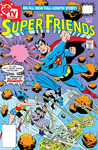 Super Friends (1976-1981) #15