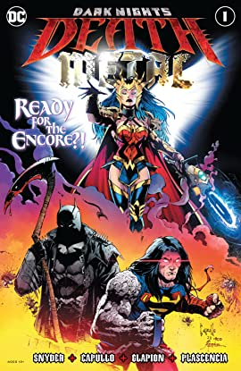 Dark Nights: Death Metal (2020-) #1