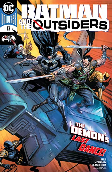 Batman and the Outsiders (2019-) No.13