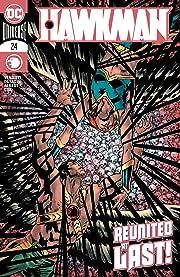 Hawkman (2018-) #24