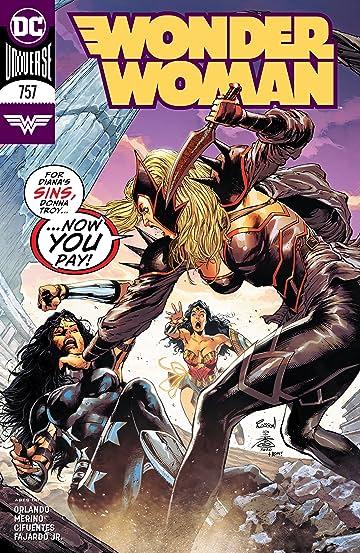 Wonder Woman (2016-) #757