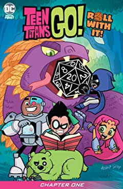 Teen Titans Go! Roll With It! (2020-) #1