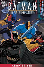 Batman: The Adventures Continue (2020-) #6