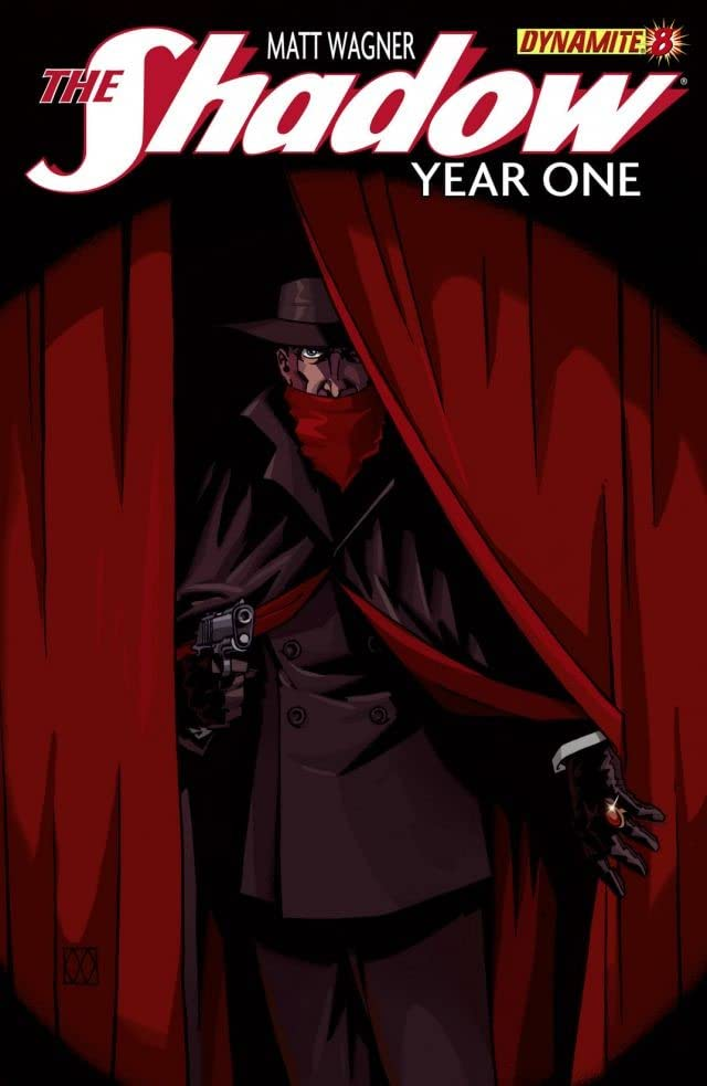 The Shadow: Year One #8 (of 10): Digital Exclusive Edition