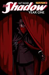 The Shadow: Year One #8: Digital Exclusive Edition