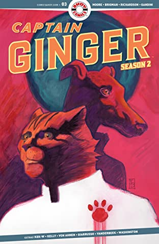 Captain Ginger Season 2 No.3