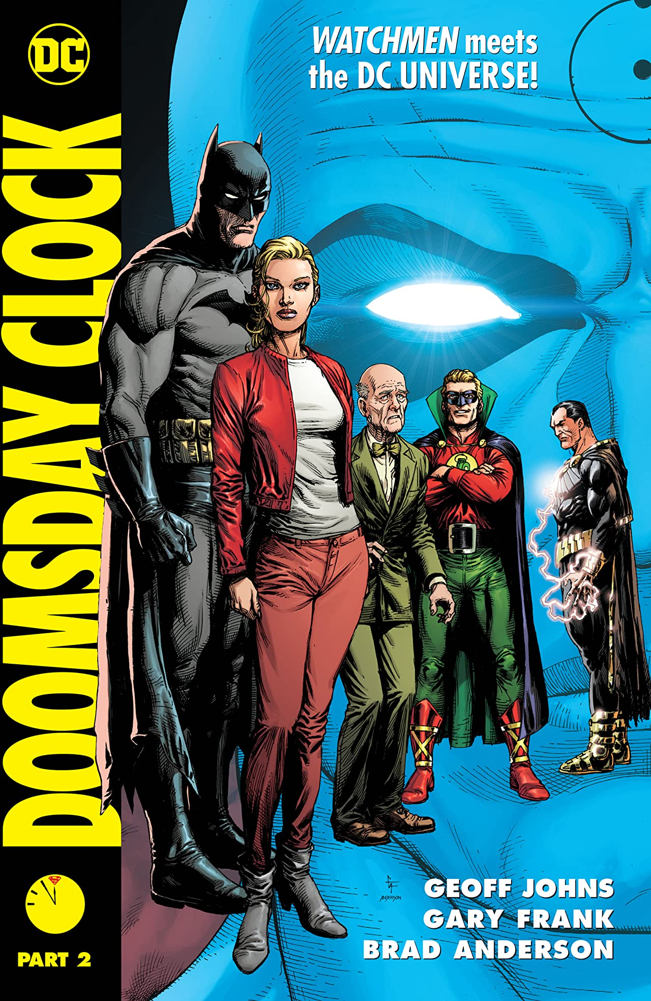Doomsday Clock Part 2