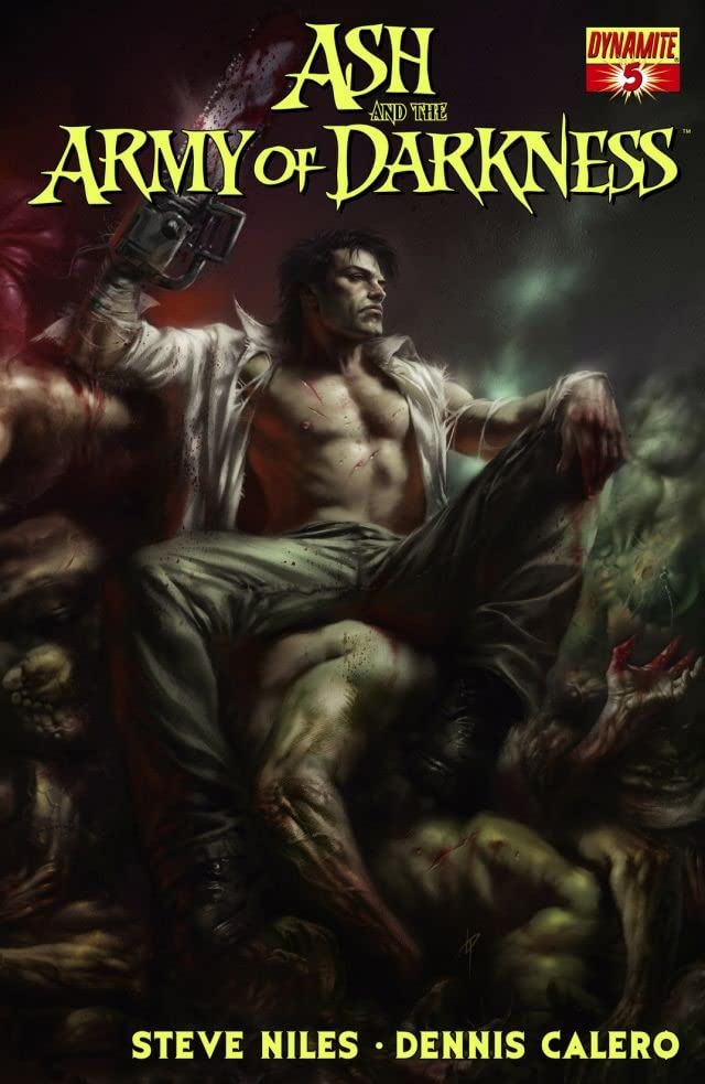 Ash and the Army of Darkness #5: Digital Exclusive Edition