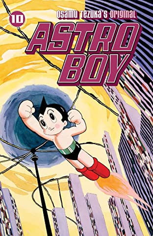 Astro Boy Tome 10