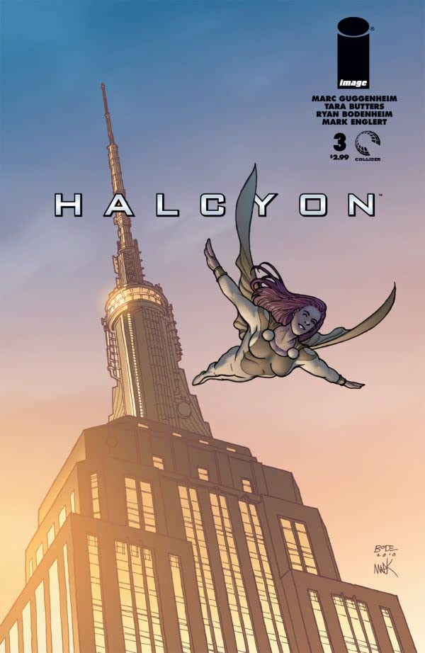 Halcyon #3 (of 5)