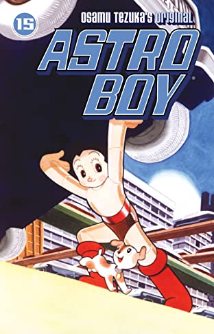Astro Boy Tome 15