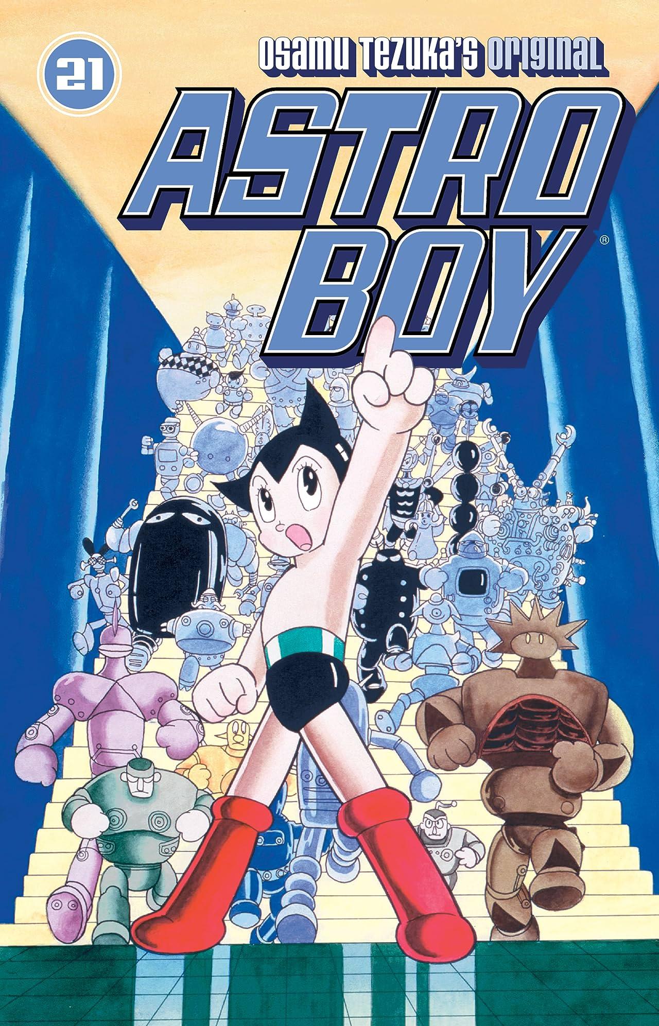 Astro Boy Vol. 21