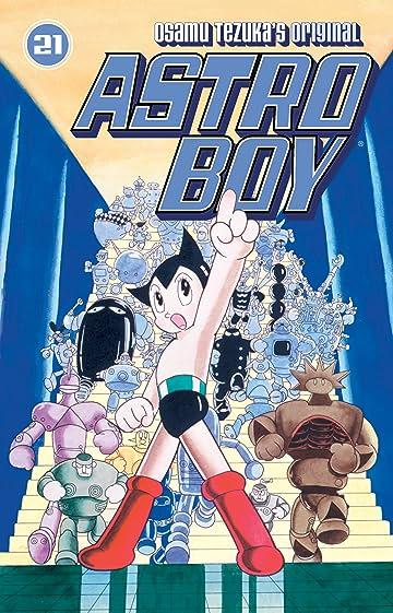 Astro Boy Tome 21
