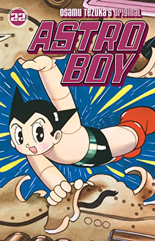 Astro Boy Tome 22