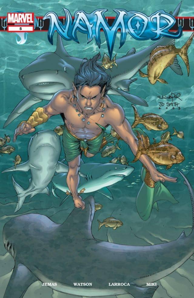 Namor (2003-2004) #5