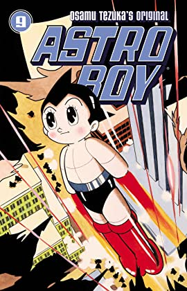Astro Boy Vol. 9