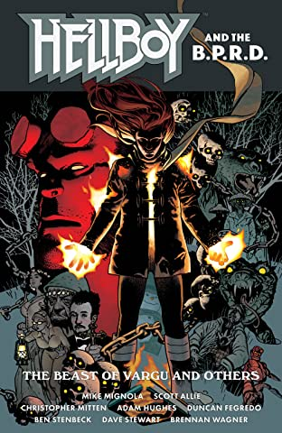 Hellboy and the B.P.R.D.: The Beast of Vargu and Others