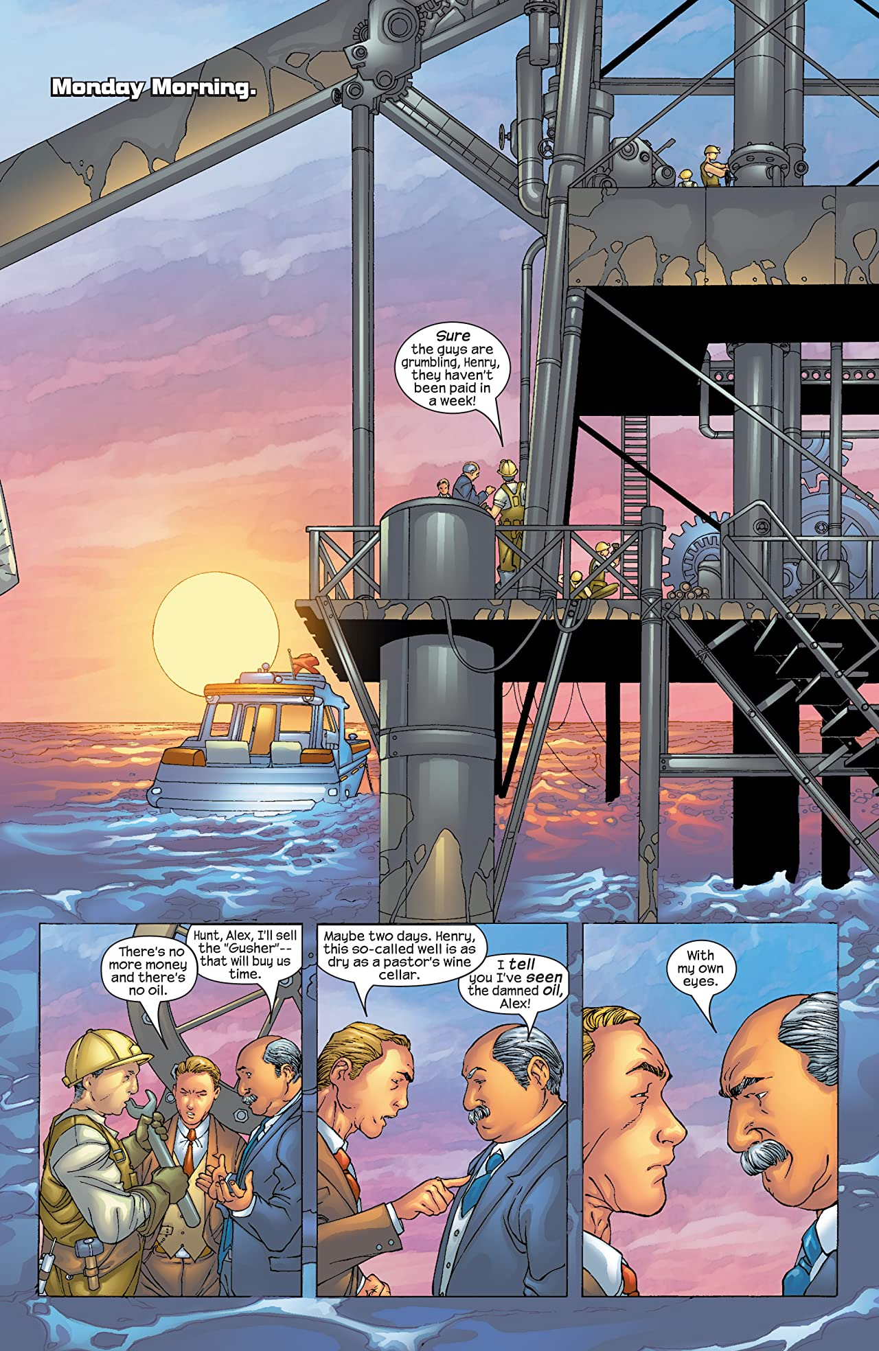 Namor (2003-2004) #6
