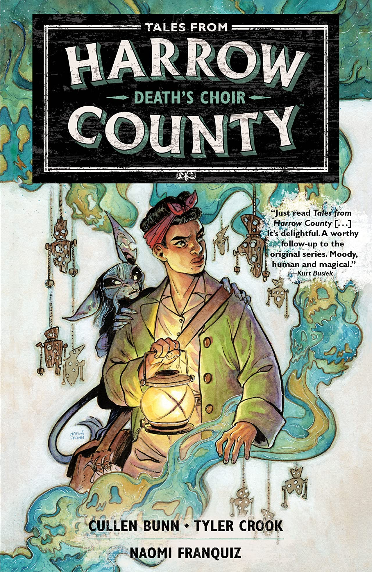 Tales from Harrow County Tome 1: Death's Choir