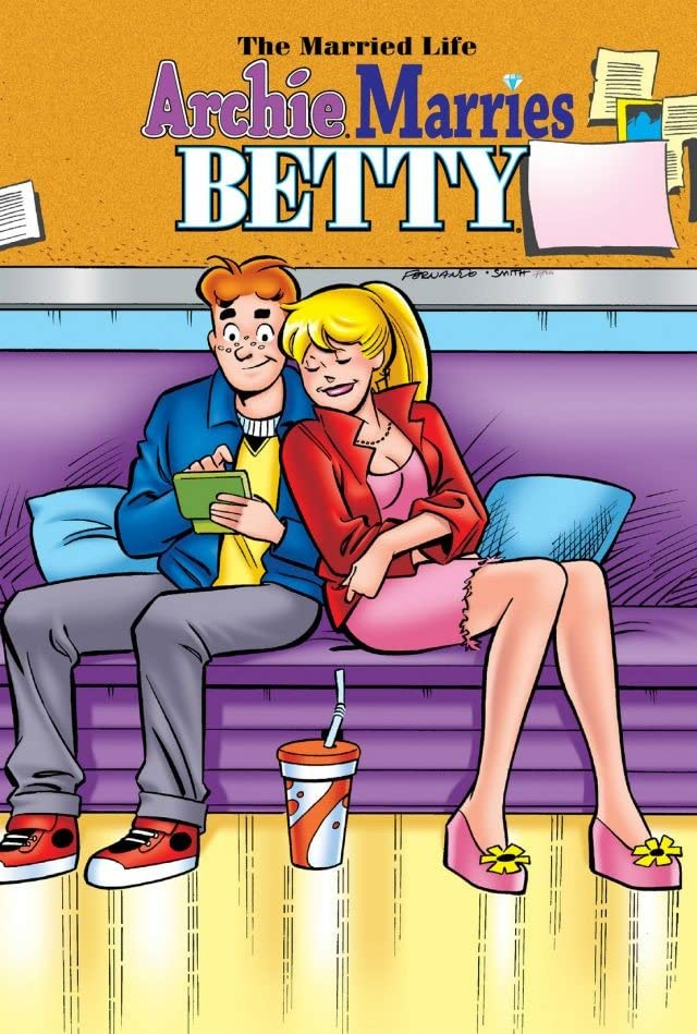 Archie Marries Betty #35