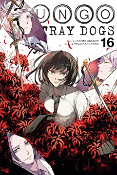 Bungo Stray Dogs Tome 16