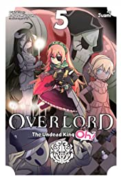 Overlord: The Undead King Oh! Tome 5