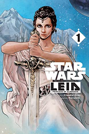 Star Wars Leia, Princess of Alderaan Tome 1
