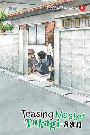 Teasing Master Takagi-san Tome 10