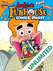 Archie's Funhouse Comics Digest #5