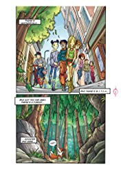 W.I.T.C.H.: The Graphic Novel, Part VII. New Power Vol. 20