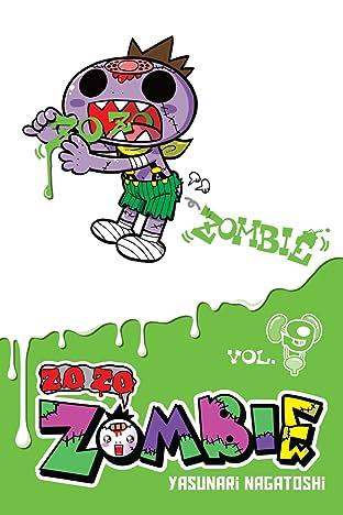 Zo Zo Zombie Vol. 9