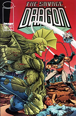 Savage Dragon No.16