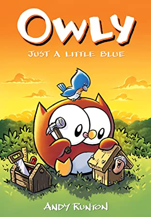 Owly Vol. 2: Just A Little Blue