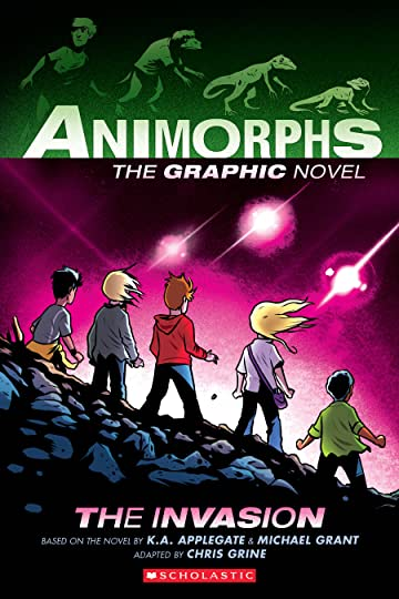 Animorphs Graphic Novel: The Invasion Vol. 1