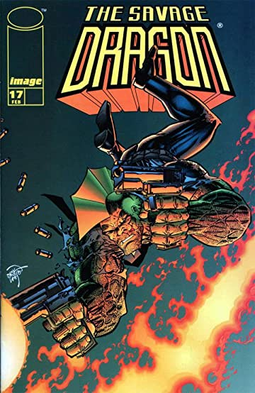 Savage Dragon #17