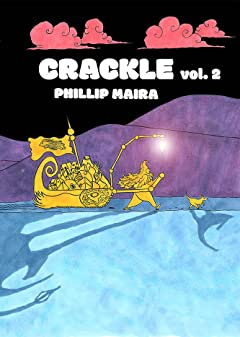 Crackle Vol. 2 Tome 2
