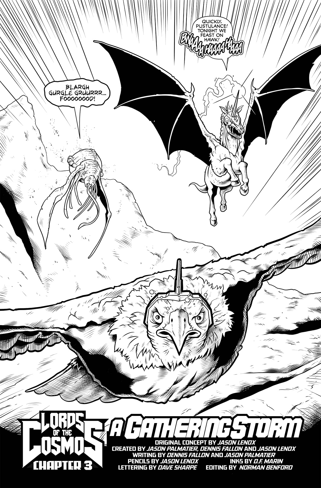 Lords of the Cosmos #3
