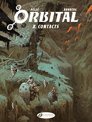 Orbital Tome 8: Contacts