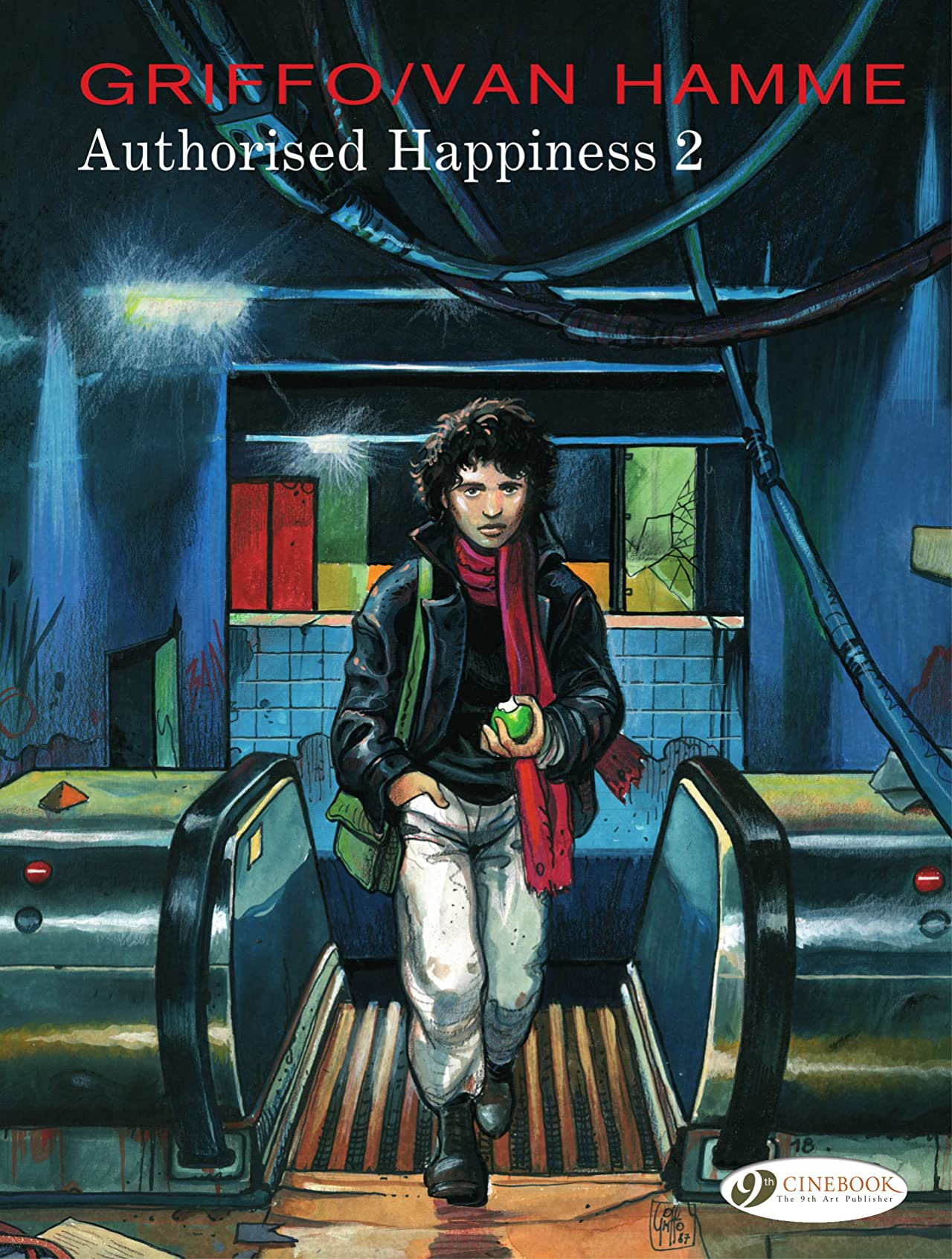 Authorised Happiness Tome 2