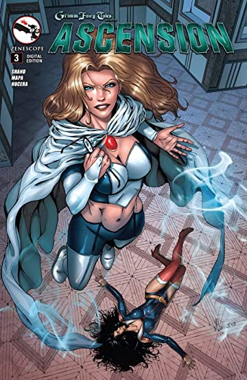 Grimm Fairy Tales: Ascension #3 (of 5)