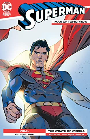 Superman: Man of Tomorrow No.7